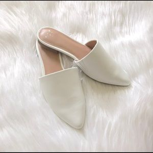 A new day mule flats